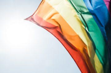 Photo of LGBT Flag
