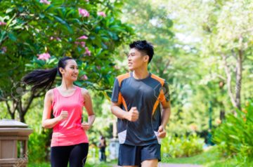 Not only anti-cancer, there are 12 benefits for jogging