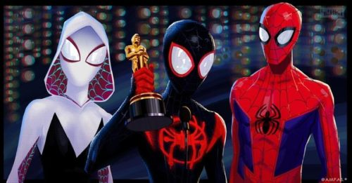 Spider-Man Into the Spider-Verse Got an Oscar
