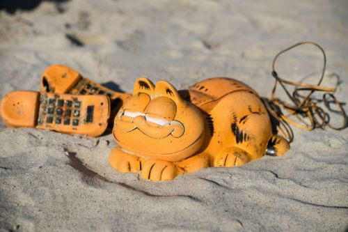 The Garfield Phone