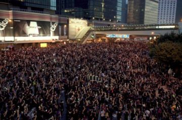 Hong Kong Extradition Law Protest: Nearly Two Million People Join the Demonstration