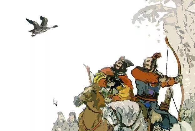 Chinese Idiom Story - Jing Gong Zhi Niao