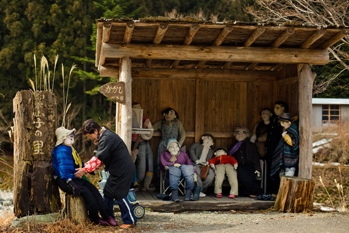 The Village of the Dolls: Nagoro, A Deserted Village Where Dolls Replace People