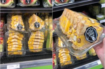 One of US Largest Supermarkets Sells Jackfruit Sliced Like Watermelons Asians Horrified