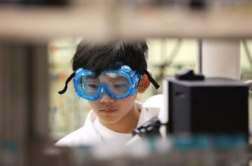 This Boy Genius Has Scientific Research Published At Age 13