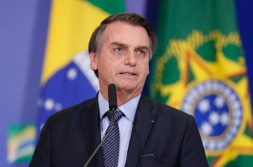 "Brazilian President Says ""Poop Every Other Day"" To Save The Planet"