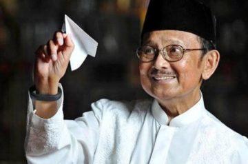 Indonesia's Third President Habibie Passed Away