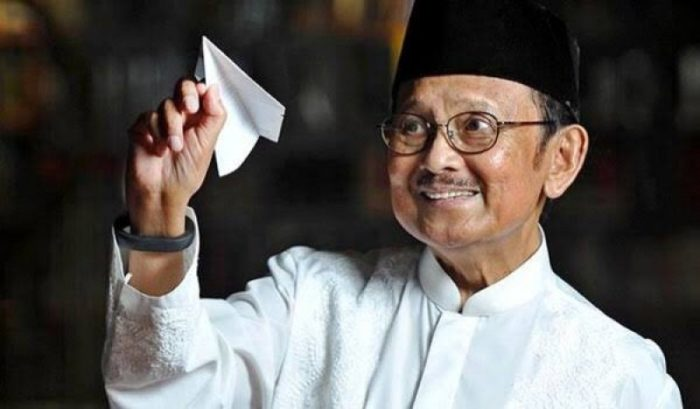 Indonesia's Third President Habibie Passed Away