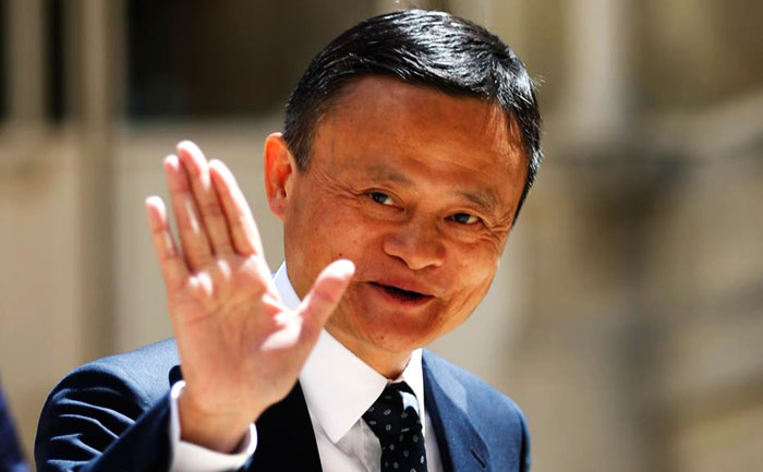 Jack Ma Resigns