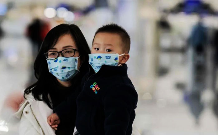 Coronavirus Outbreak in Wuhan, China
