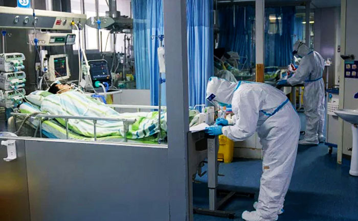 The Life of Doctors and Nurses in Wuhan during the Coronavirus Outbreak